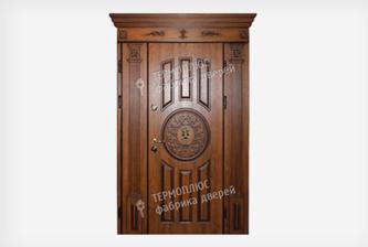 Новые разработки дизайна двустворчатых дверей